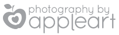 Wollongong Wedding Photographer Photography by Appleart logo